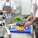 給食委託業務(調理済み食材を用いた場合)